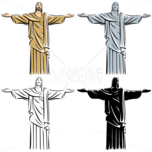 Christ the Redeemer - Martin Malchev
