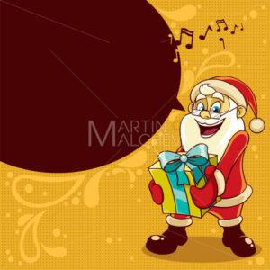 Christmas Card - Martin Malchev