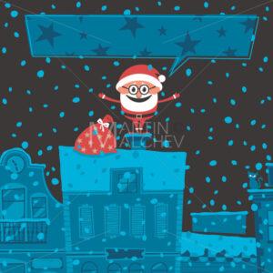 Christmas Card 6 - Martin Malchev