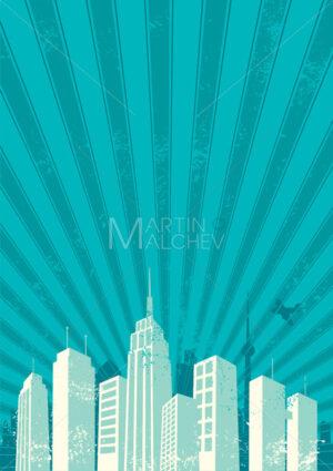 City Background - Martin Malchev