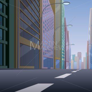 City Street - Martin Malchev