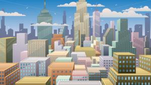 Cityscape Day - Martin Malchev