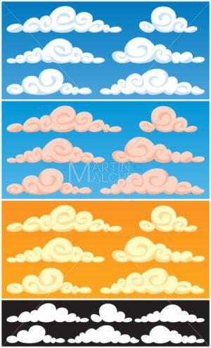 Clouds - Martin Malchev