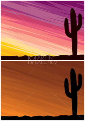 Desert Cactus - Martin Malchev