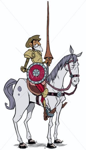 Don Quixote - Martin Malchev