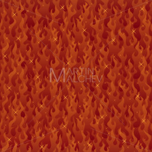 Fire Background Seamless - Martin Malchev
