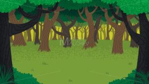 Forest Landscape - Martin Malchev