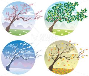 Four Seasons - Martin Malchev