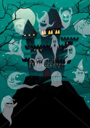 Haunted Castle - Martin Malchev