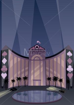 Hotel and Casino - Martin Malchev