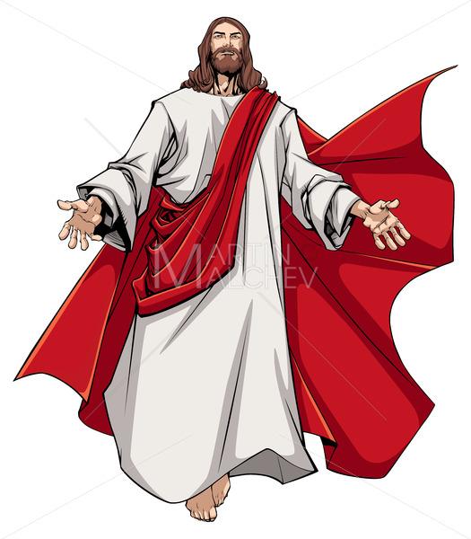 Jesus Open Arms - Martin Malchev