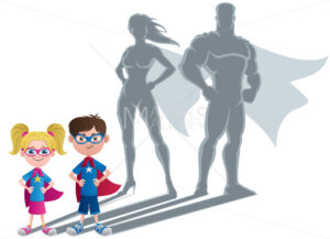 Kids Superhero Concept - Martin Malchev