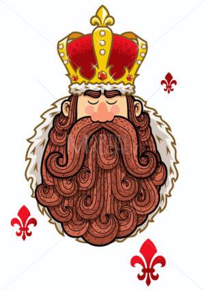 King Portrait - Martin Malchev