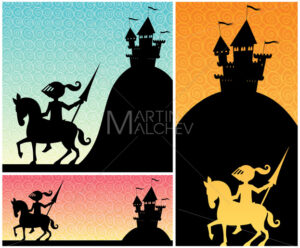Knight Backgrounds - Martin Malchev