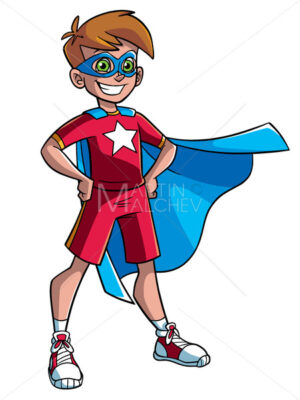 Little Super Boy - Martin Malchev