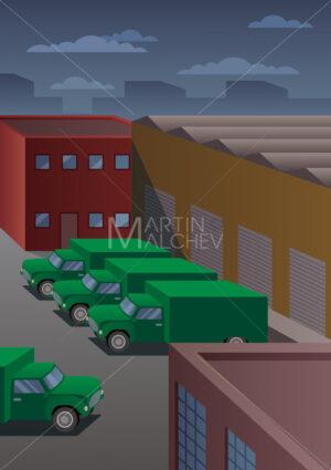 Logistics - Martin Malchev