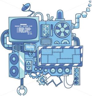 Machine 2 - Martin Malchev