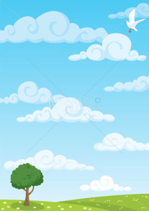 Meadow Background - Martin Malchev