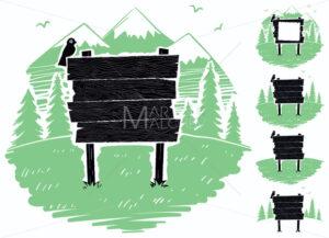 Mountain Sign - Martin Malchev