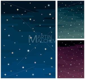 Night Sky - Martin Malchev