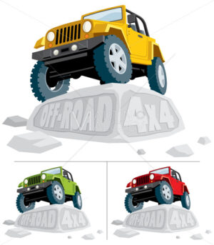Off-Road 4×4 - Martin Malchev