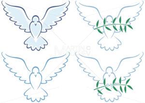 Peace Dove - Martin Malchev
