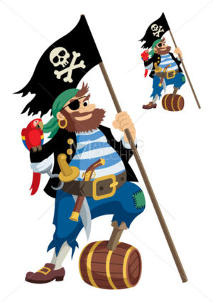 Pirate - Martin Malchev