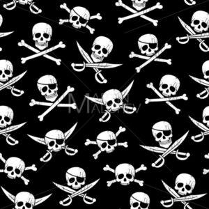 Pirate Pattern - Martin Malchev