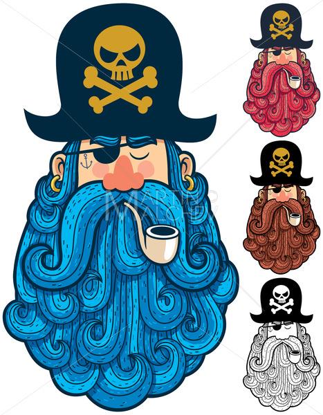 Pirate Portrait 2 - Martin Malchev