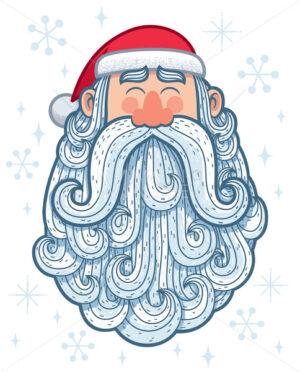 Santa Portrait 2 Happy - Martin Malchev