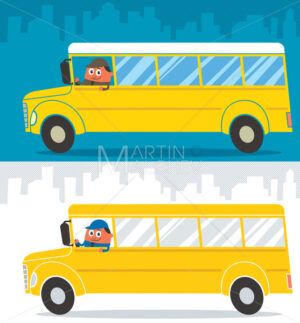 School Bus Driver - Martin Malchev
