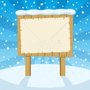 Sign and Snow - Martin Malchev