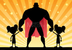 Super Dad 2 Twin Girls - Martin Malchev
