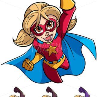 Super Girl Flying - Martin Malchev