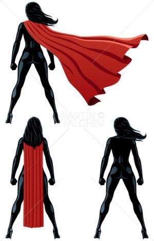 Super Heroine Back - Martin Malchev