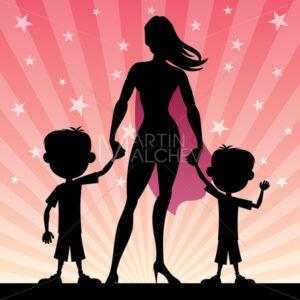 Super Mom 2 Sons - Martin Malchev