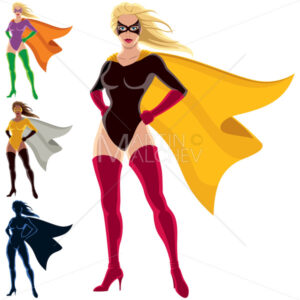 Superhero – Female - Martin Malchev