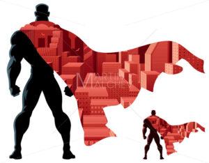 Superhero Abstract - Martin Malchev
