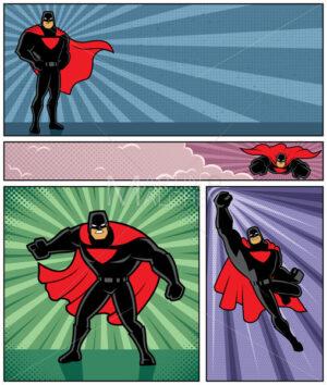 Superhero Banners 4 - Martin Malchev