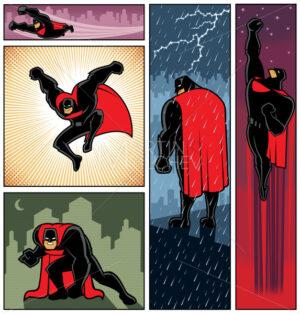 Superhero Banners 6 - Martin Malchev