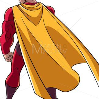 Superhero Battle Mode Back - Martin Malchev