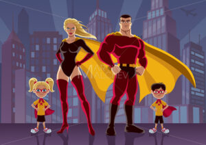Superhero Family 2 - Martin Malchev