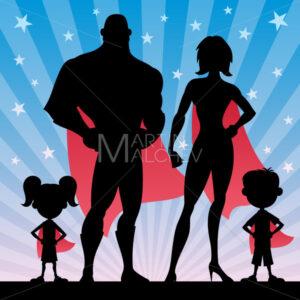 Superhero Family - Martin Malchev