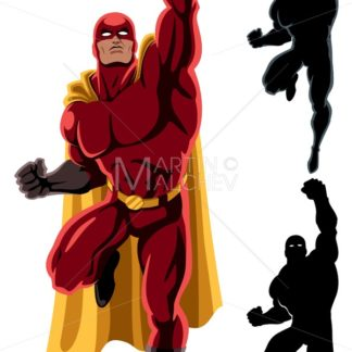 Superhero Flying 2 - Martin Malchev