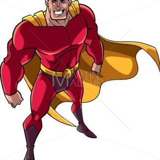 Superhero From Above - Martin Malchev