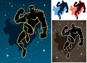 Superhero In The Sky - Martin Malchev