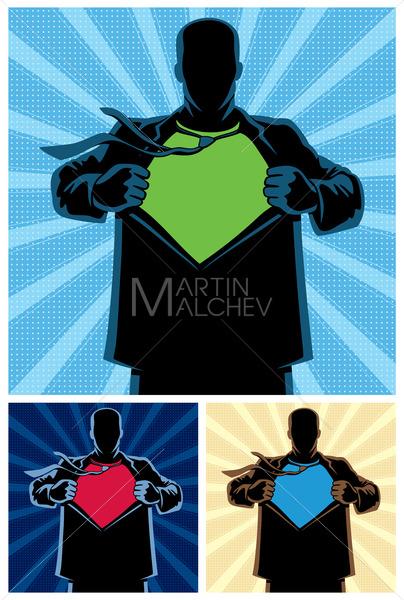 Superhero Under Cover 2 - Martin Malchev