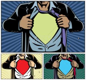Superhero Under Cover - Martin Malchev