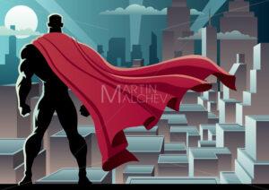 Superhero Watch 3 - Martin Malchev