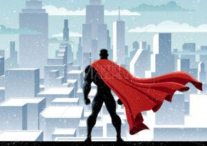 Superhero Watch - Martin Malchev